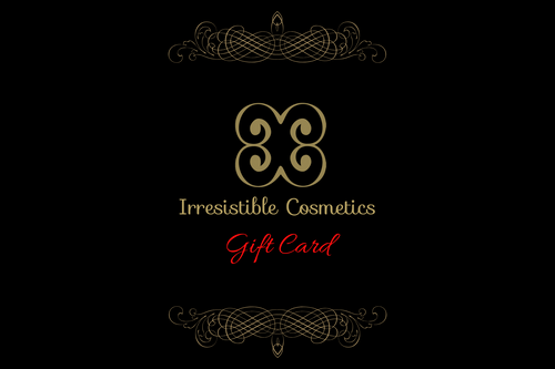 Irresistible Cosmetics - Gift Card