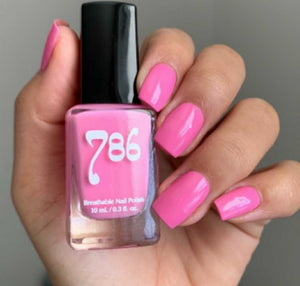 786 Halaal Breathable Nail Polish - Niswa