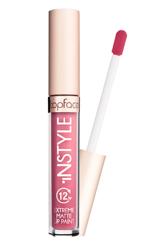 Topface - Instyle Extreme Matte Lippaint - 008