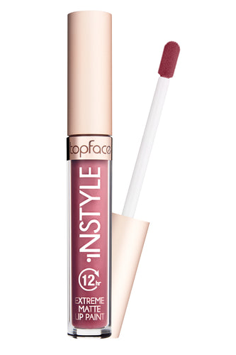 Topface - Instyle Extreme Matte Lippaint - 014