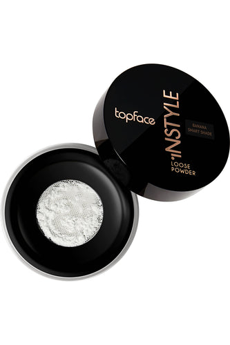Topface - Instyle Loose Powder - 101 - Fix & Matte Transparent