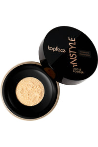 Topface - Instyle Loose Powder - 104 - Banana Smart Shade
