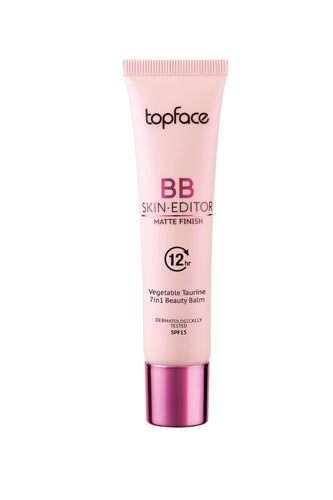 Topface - BB Skin Editor Matte Finish Foundation - 001