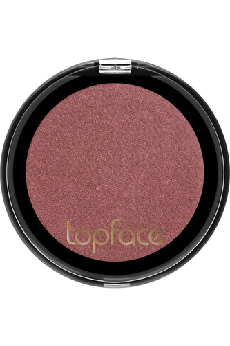 Topface - Instyle Pearl Mono Eyeshadow - 110 - Purplish Brown