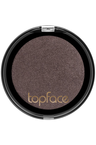 Topface - Instyle Pearl Mono Eyeshadow - 111 - Garish Brown