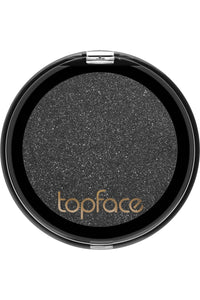 Topface - Instyle Pearl Mono Eyeshadow - 112 - Deepest Black