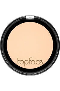Topface - Instyle Matte Mono Eyeshadow - 102 - Ivory