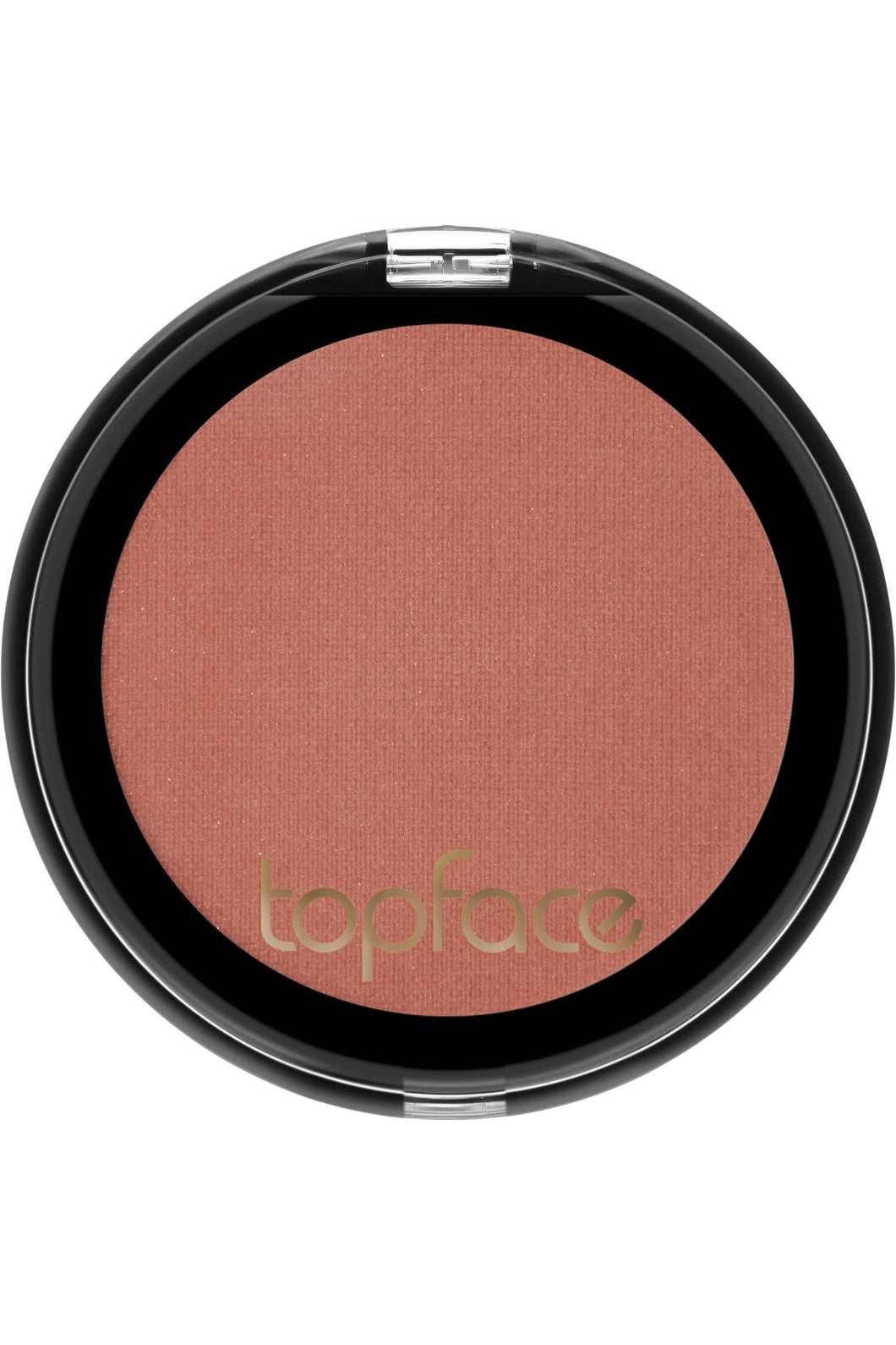 Topface - Instyle Matte Mono Eyeshadow - 108 - Red Brown