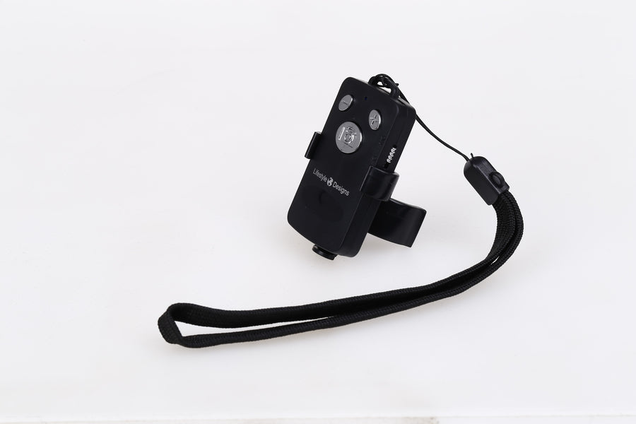 Bluetooth Remote Shutter for iPhone & Android Phones