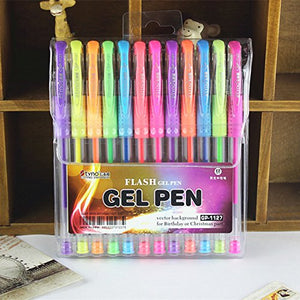Colored Gel Pens