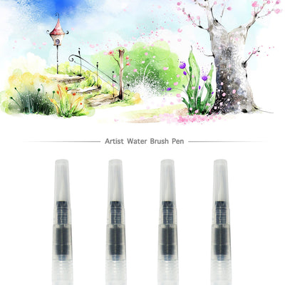 Water Brush Pen Set