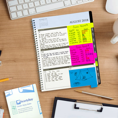 Divider Sticky notes Bundle