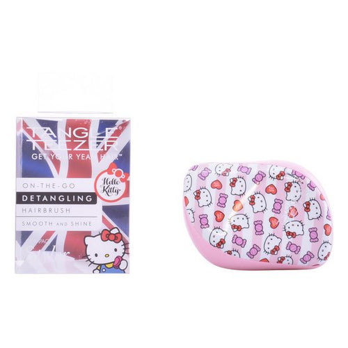 Brosse Démêlante Hello Kitty Compact Styler Tangle Teezer