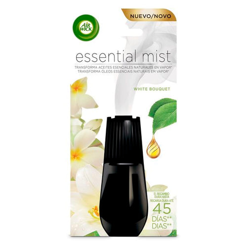 Recharge pour Diffuseur Air Wick Essential Mist White Bouquet