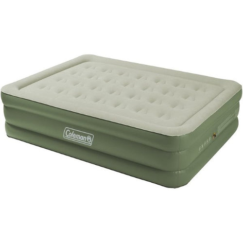 Air bed Vert Double (46 x 188 x 137 cm) (Refurbished A+)