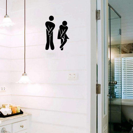 Stickers toilettes, , ShopVip