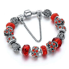 Bracelet fantaisie, ShopVip, Rouge 2