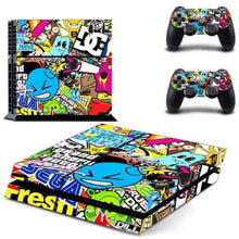 Skin PS4 version Graffiti, ShopVip, 9
