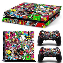 Skin PS4 version Graffiti, ShopVip, 2