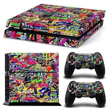 Skin PS4 version Graffiti, ShopVip, 4
