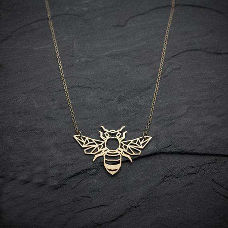 Collier origami - Abeille, , ShopVip