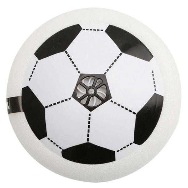 Ballon de football aeroglisseur, ShopVip, Blanc