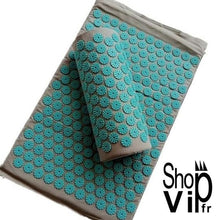 Tapis d'Acupression avec Picots colorés, , ShopVip