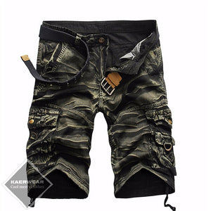 Cargo Shorts - 3 Colors