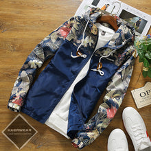 Light Jacket With Floral Print - 4 Colors