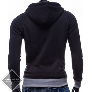 Leisure Zipper Hoodie - 3 Colors