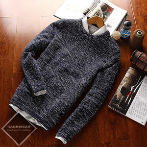 Autumn & Winter Pullover -  2 Colors