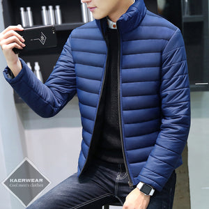 New-Age Padded Jacket - 3 Color
