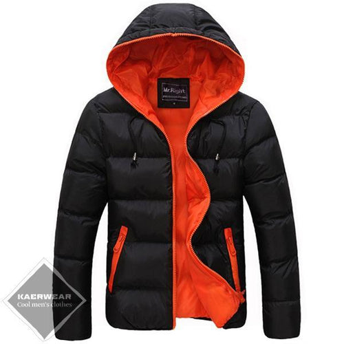 Warm Winter Jacket - 2 Colors