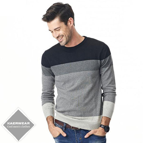 Autumn Men's Pullover - 3 Colors
