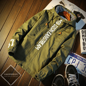 Bomber Waterproof Jacket - 4 Colors