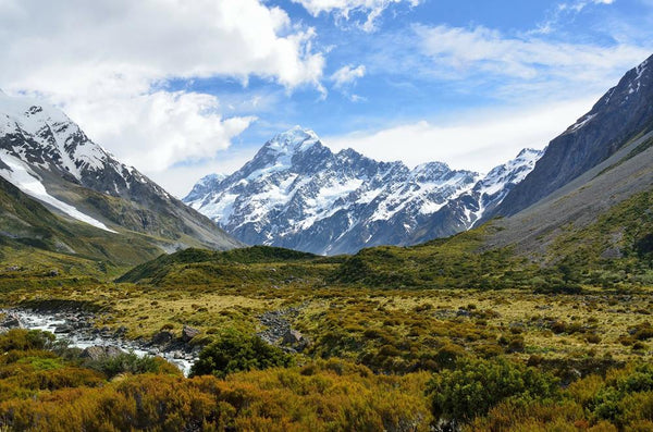 New Zealand Solo Travel Destinations