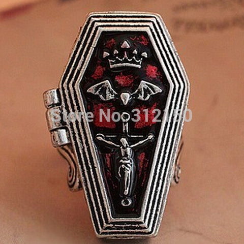 Vintage Style Bronze Alloy  Ring