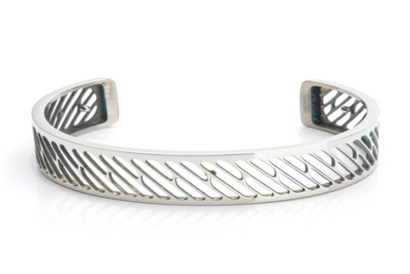 Bangle Stainless Steel - Pixel 15mm