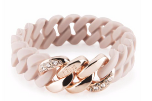 Crystal Classic 20mm Rose & Rose Gold