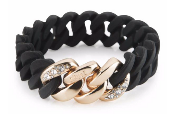 Crystal ClassicMINI 15 mm - Black & Soft Gold