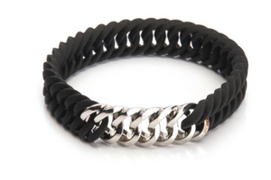 CircleNano Black & Silver Mix 10mm