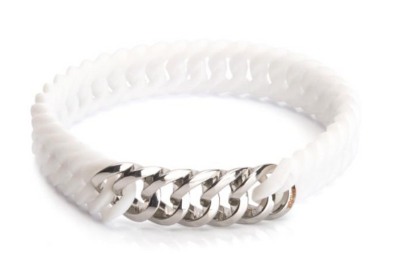 CircleNano White & Silver Mix 10mm
