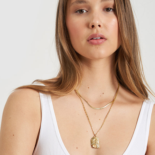 Armando Necklace Stack