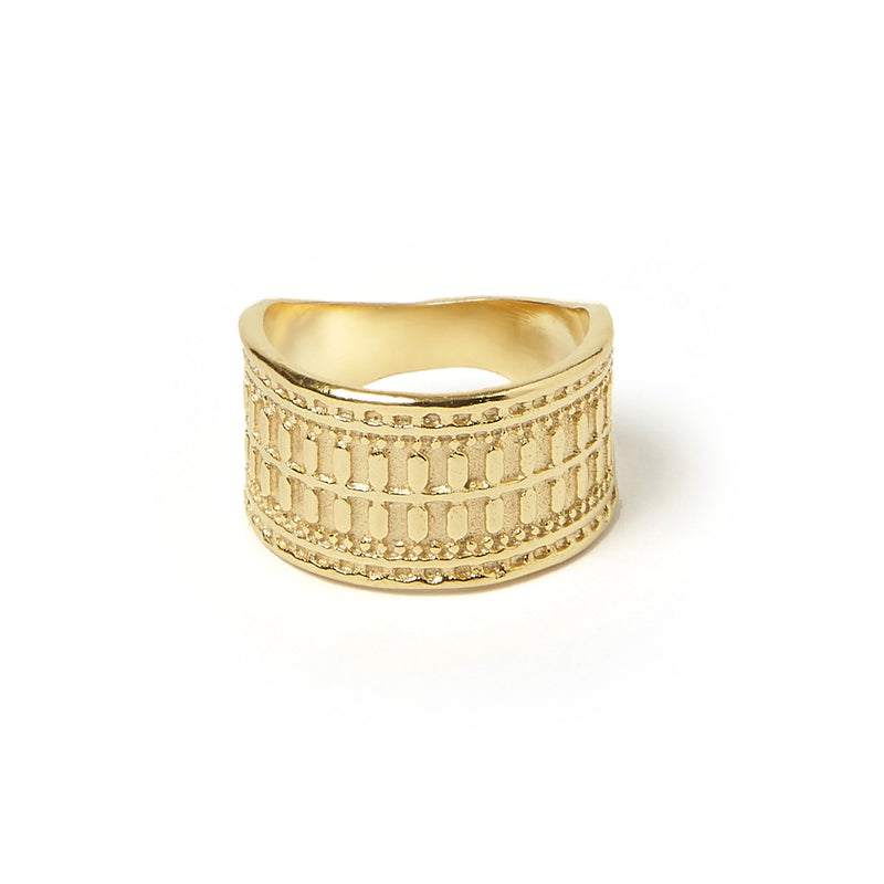 Andes Gold Ring