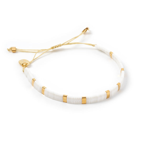 Avalon Bracelet - White