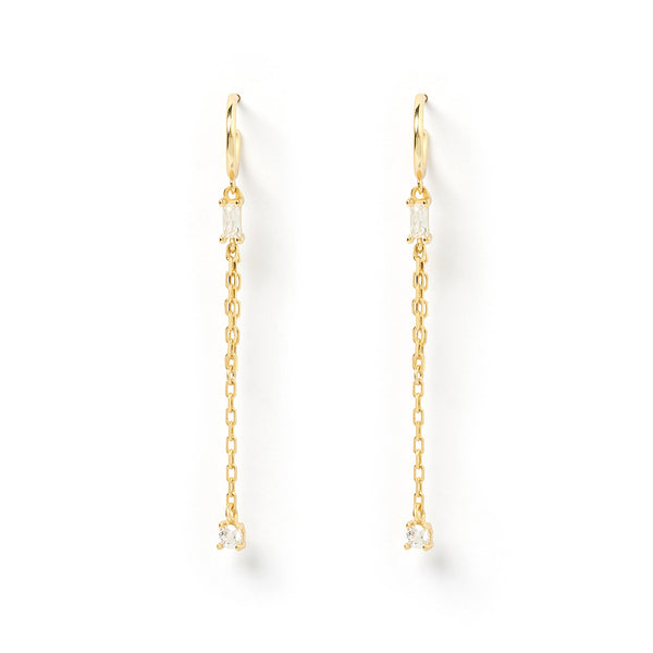 Queenie Gold Earrings