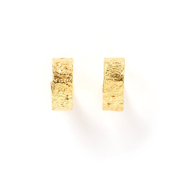 Gabriella Gold Hoops