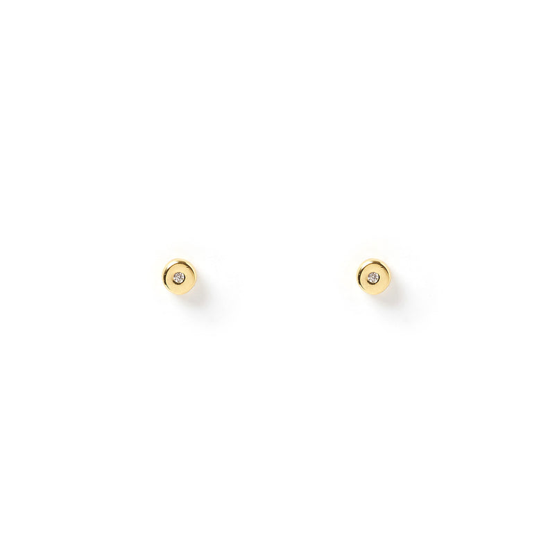 Mini Guava Gold Studs