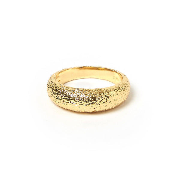 Pisa Gold Ring