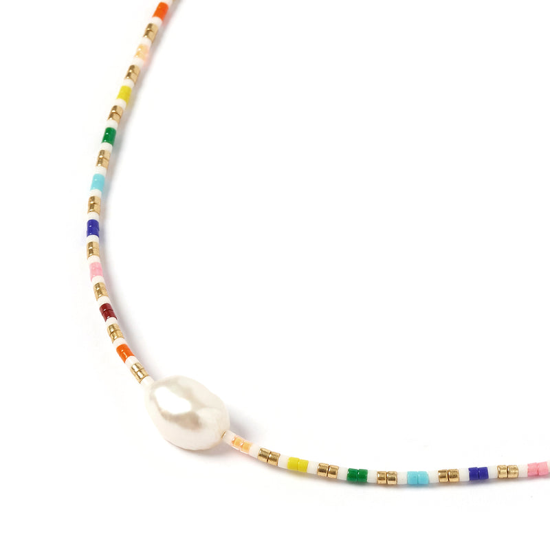 Marley Gold and Pearl Choker
